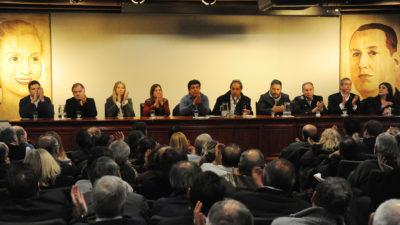 """Los PJ distritales adhieren a """"Unidad Ciudadana"""" y Randazzo cada vez con menos margen de maniobra"""