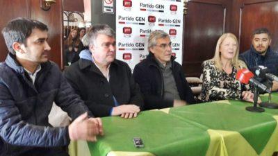 Stolbizer visitó Trenque Lauquen, Rivadavia y Villegas y solicitó atender con urgencia los problemas de la región