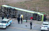 Provincia decretó 3 días de duelo para homenajear a las víctimas del accidente en Mendoza
