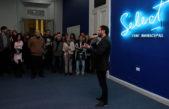 La Plata / Se inauguró la renovada antesala del Cine Select