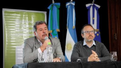 Tres de Febrero / Elustondo y Valenzuela encabezaron una jornada de conocimiento para el desarrollo territorial