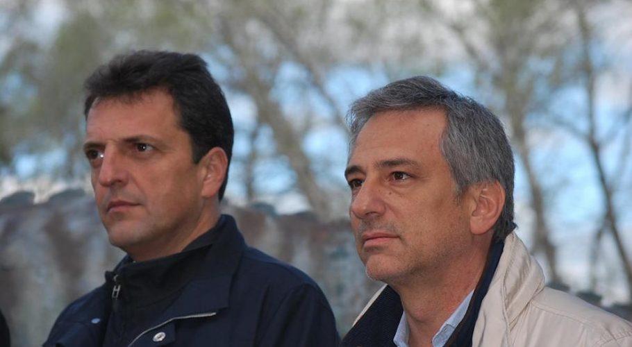 """Olavarría / Eseverri volvió con Massa y presentó una lista Vecinal """"Cuidemos Olavarría"""""""