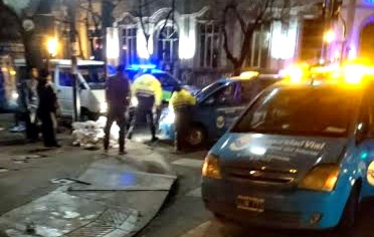 La Plata / El Movimiento Evita denuncia que Control Urbano le secuestró material de campaña de Randazzo