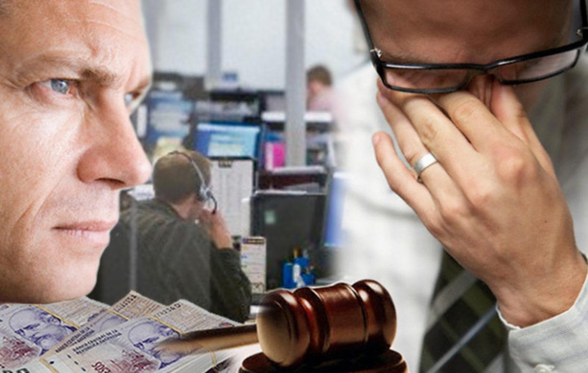 Detrás de cada juicio laboral hubo un Estado ausente