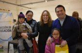 Gral. Rodríguez / El Intendente Kubar entregó lentes gratuitos a 150 vecinos