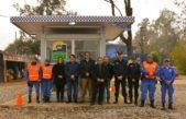 Gral Rodríguez / Kubar inauguró el primer puesto de control en el barrio Parque Rivadavia