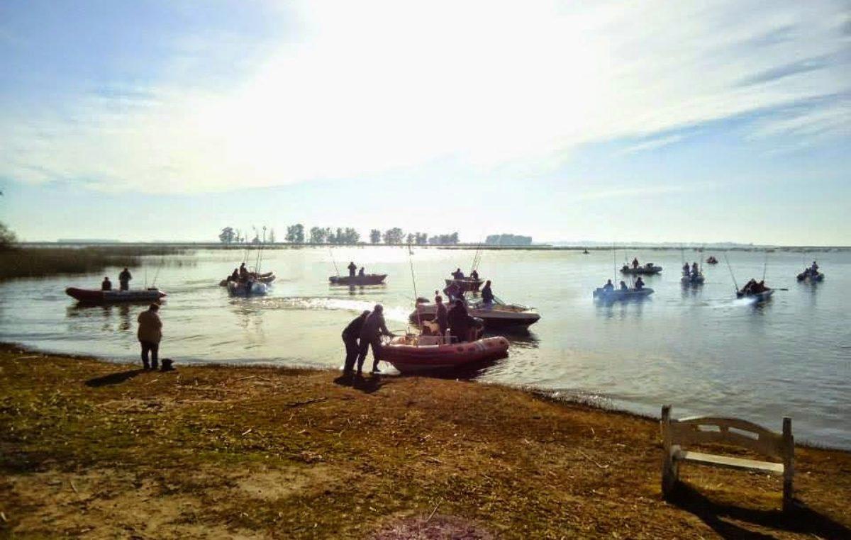 Se viene el 4to Concurso de Pesca en La Glorieta