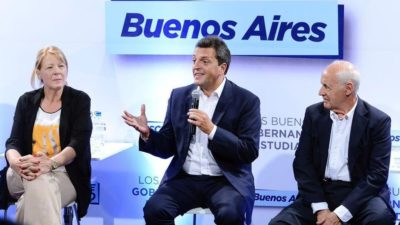 """Massa: """"Para el dietazo en el Congreso no hubo grieta Macri- Cristina"""""""