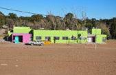 Monte Hermoso / Avanza la obra del Centro Integrador Comunitario