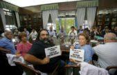 Vidal lleva 6 meses del año sin poder acordar con los docentes y nuevamente le hacen paro