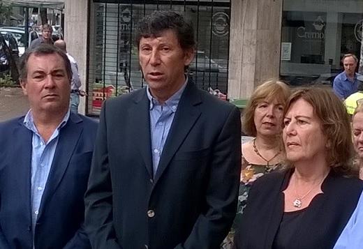 San Isidro / Posse logró la unidad y Rolón es el elegido para encabezar