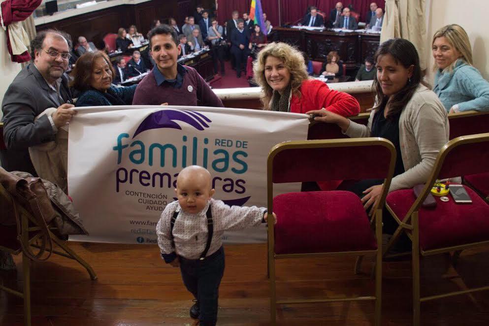 La Legislatura bonaerense aprobó una ley de seguimiento de los bebés prematuros