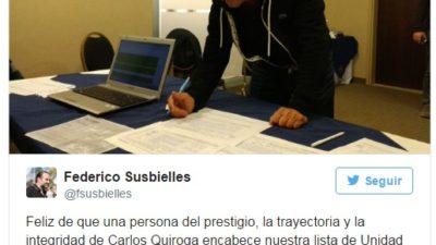 Bahía Blanca / Conocé al periodista K que encabezará la lista de Unidad Ciudadana