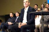 """Apareció Randazzo y cargó contra el """"dedo"""" de Cristina, la """"insensibilidad"""" de Macri y el """"oportunismo"""" de Massa"""