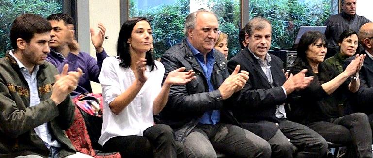 """Di Marzio presentó su candidatura en la Octava: """"Randazzo nos convoca a generar nuevas mayorías"""", destacó"""