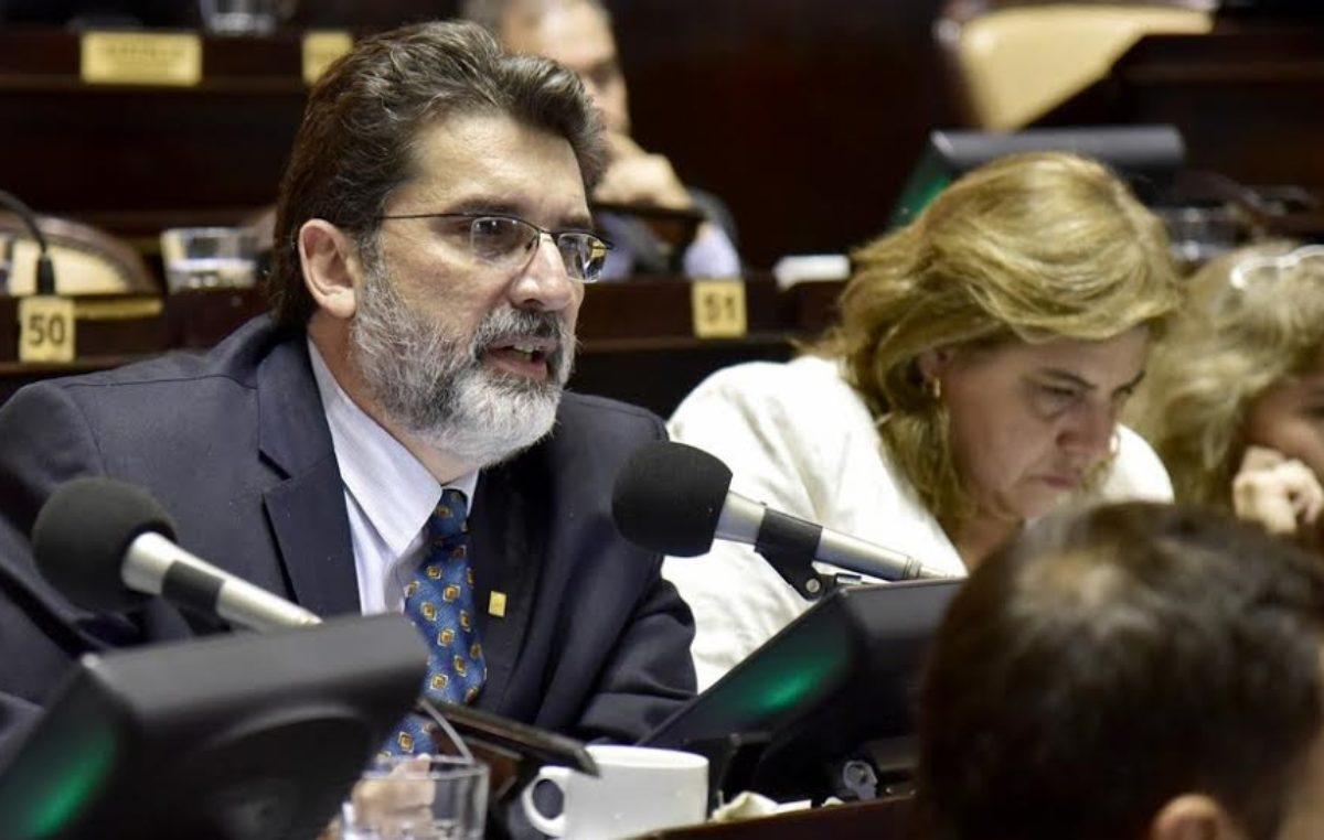 """Polémica por la inseguridad: """"No se puede modificar el descalabro de 30 años en un año y medio"""", dijo Silvestre"""