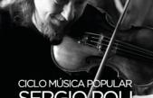 Sergio Poli cierra el Ciclo de Música Popular en el Centro Cultural Islas Malvinas