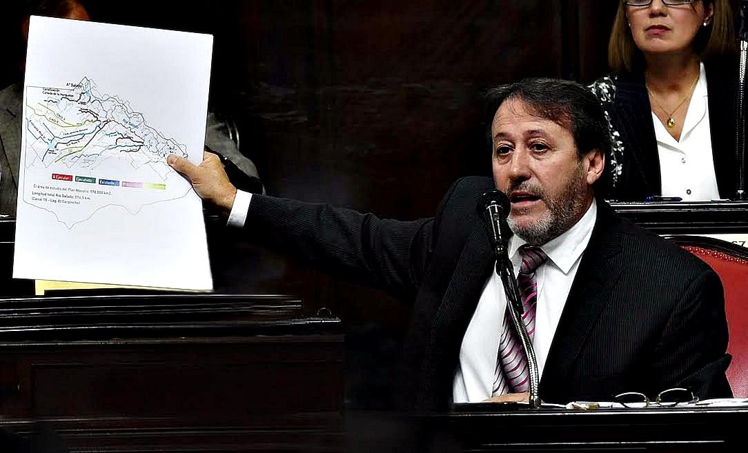 Avanza la creación de una Delegación provincial de Hidráulica en Villegas