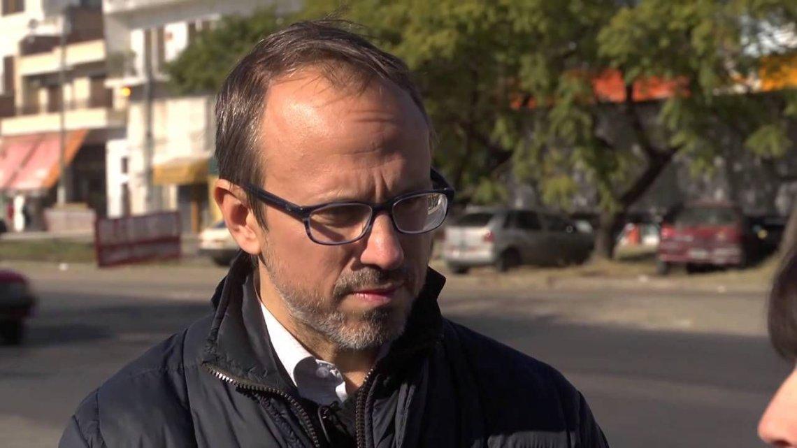 """Diego Valenzuela: """"Queda mucho por hacer en materia de salud"""""""