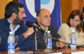Rivadavia / Con Sebastián Hernandez a la cabeza se presentó la lista de #1País