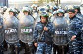 Brutal desalojo y represión en Pepsico