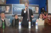 """Abal Medina en un plenario de CUMPLIR en La Plata y dijo """"Florencio es el mejor candidato"""""""