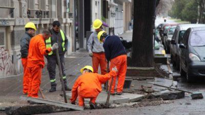 La Plata / Construirán 800 rampas para discapacitados en el centro de la Ciudad