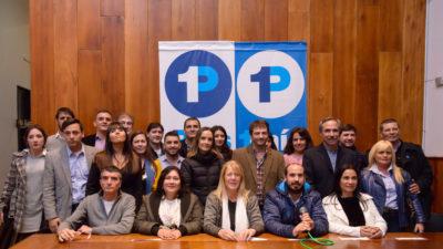 """Stolbizer en La Plata: """"No estamos en campaña, venimos trabajando como hace un año y medio"""""""