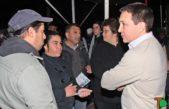 """F. Varela /Andrés Watson y Daniel Gonzalez visitaron el """"Club Unión y fuerza"""""""
