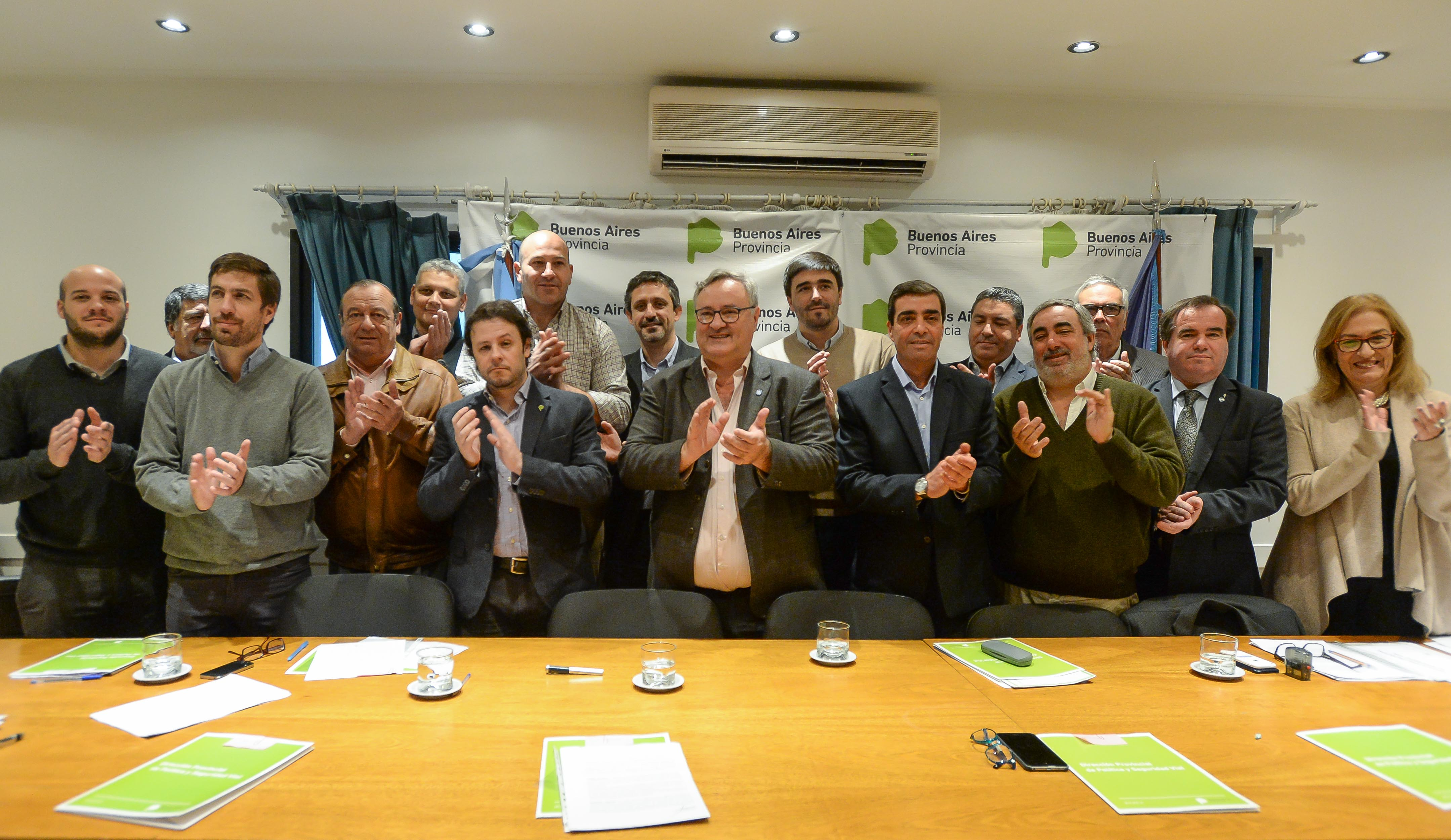 Provincia creará 11 observatorios municipales de Seguridad Vial