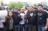 """Walter Correa: """"Los únicos brotes verdes que ven los trabajadores son los gendarmes"""""""