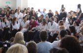 Cristina se metió en el corazón profundo de La Matanza y habló con los profesionales de la salud