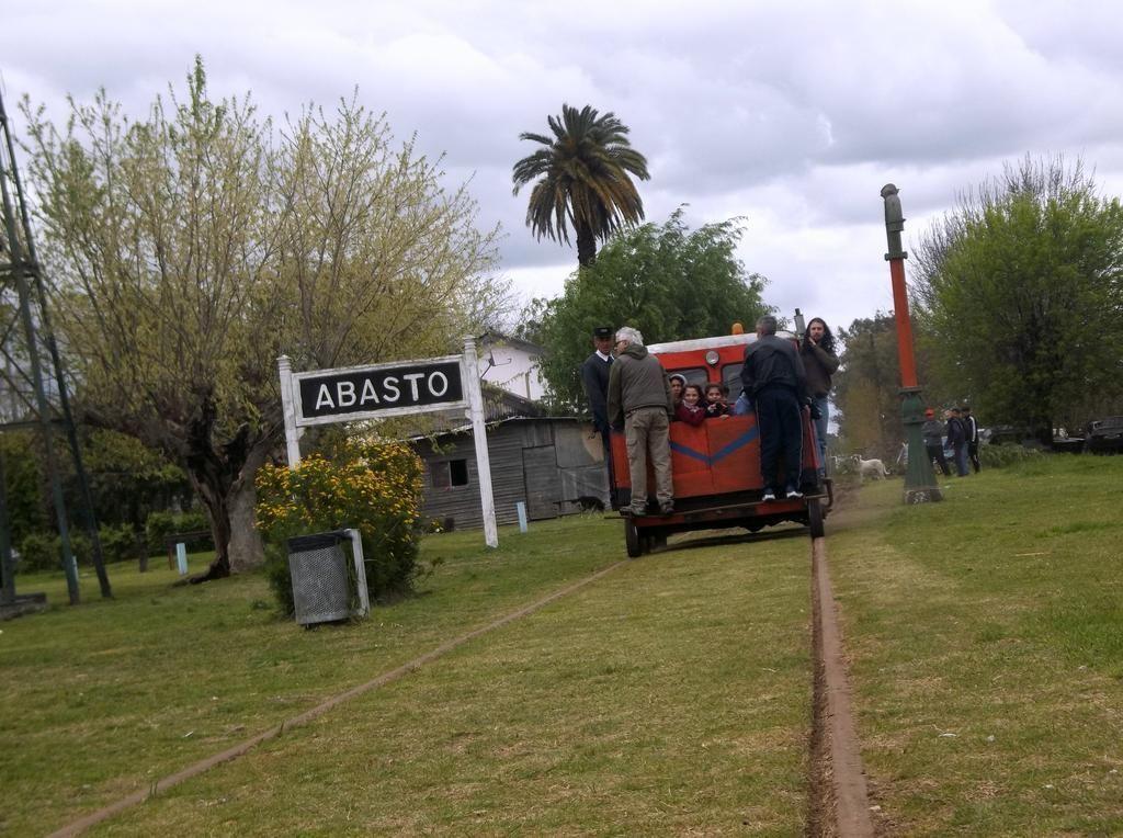 La UNLP asegura que con 310 millones de pesos podría reactivarse el tren La Plata – Brandsen