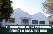 Ensenada / La Defensoría del pueblo manifestó su preocupación por el cierre de la Casa del Niño