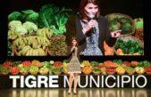 Tigre / Zamora inauguró el primer Instituto Municipal de Nutrición y puso a su esposa como directora