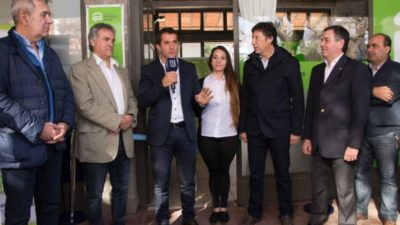 El IPS inauguró el CAP N°89 en San Isidro