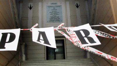 Los Judiciales realizan un nuevo paro a la espera de una oferta superadora