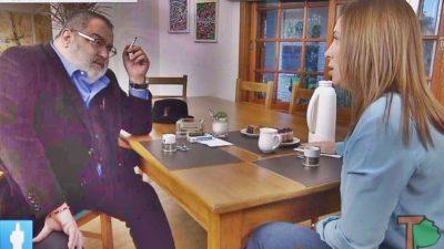 """Vidal sobre las mafias en la provincia: """"Yo creo que la política era parte o se hacían los boludos"""""""