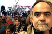 """""""La grieta es una bendición"""", aseguró Mariano Pinedo, el hermano K de Federico"""