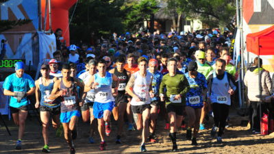 Más de 600 participantes corrieron la Aventura de Invierno en Monte Hermoso