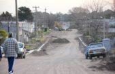 Monte Hermoso / Avanza la pavimentación y desagües pluviales en el noroeste
