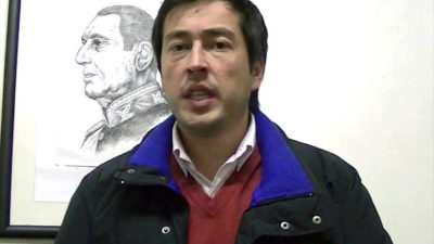 """M. Argentinas / Nardini cruzó a Randazzo """"las criticas a Cristina son para ganar electorado"""""""