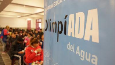 Finalizó la primera etapa de la Olimpiada del agua impulsada por el ADA y ACUMAR