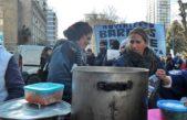 Por la emergencia social y alimentaria se realiza en todo el país la jornada de #1000OllasPopulares
