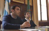San Nicolás / Passaglia anunció la urbanización de los terrenos del Batallón