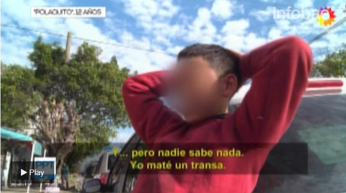 """Denuncian que la entrevista del """"Polaquito"""" en PPT fue un completo """"montaje"""""""