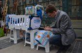 Intendentes bonaerenses reclamaron en Comodoro Py la liberación de los kits Qunita
