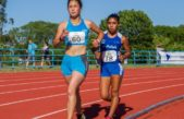 Una marplatense marcó el récord nacional absoluto de marcha