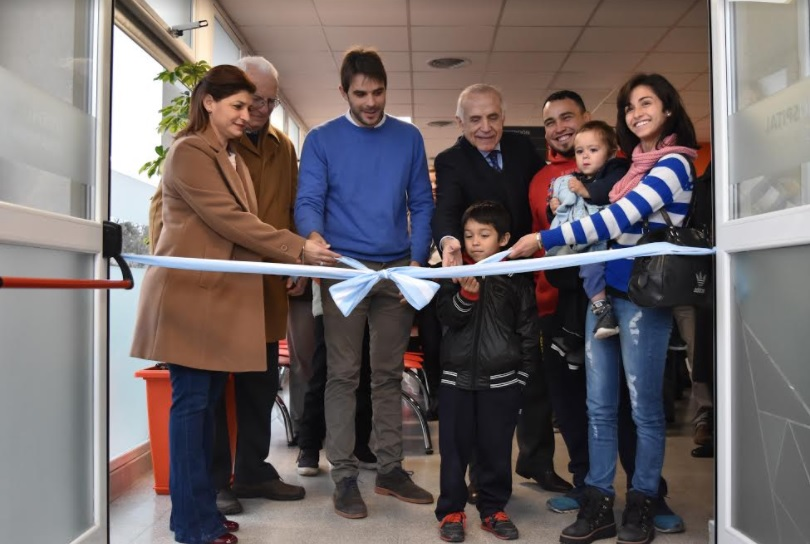 San Nicolás inauguró su nuevo Hospital