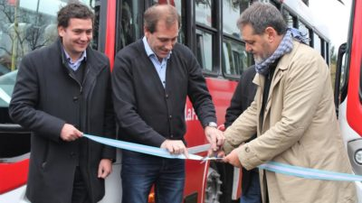 La Plata / Suman un nuevo servicio de colectivos semirápido para la zona Oeste